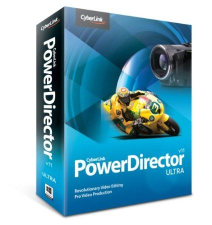 CyberLink PowerDirector 11 Ultra provides the easiest and fastest way to create home videos. Packed with innovative video technologies to automate and speed up video processing time, PowerDirector 11 Ultra comes with more than 100 built-in effects and access to more than 300,000 free effects at CyberLink's DirectorZone.com online community, allowing you to create pro-looking home videos with ease.  Price: $99.95