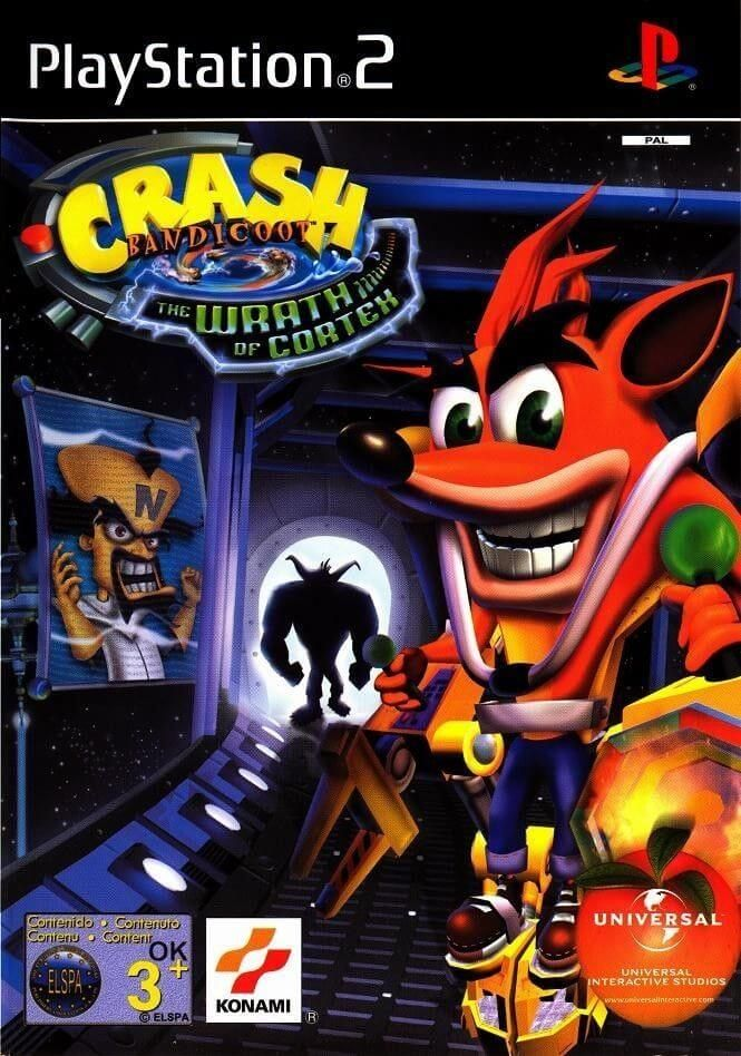 Game Pc Rip Crash Bandicoot The Wrath Of Cortex Ntsc Inglés Ps2 Juegos De Plataformas Juegos Ps2 Juegos Pc