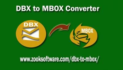 DBX to MBOX Converter to batch convert DBX to MBOX format to extract Outlook Express emails to MBOX. It can easily export Outlook Express files to MBOX format.