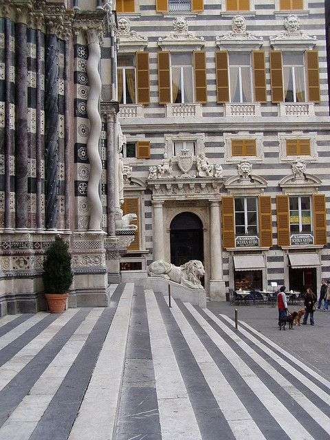 Cattedrale di San Lorenzo, Genoa, Liguria, Italy
