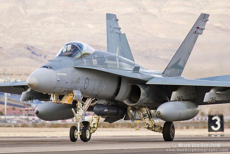 McDonnell Douglas F/A-18A - Royal Australian Air Force (RAAF), Australia