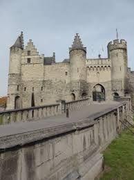 Castle of Steen, Belgium