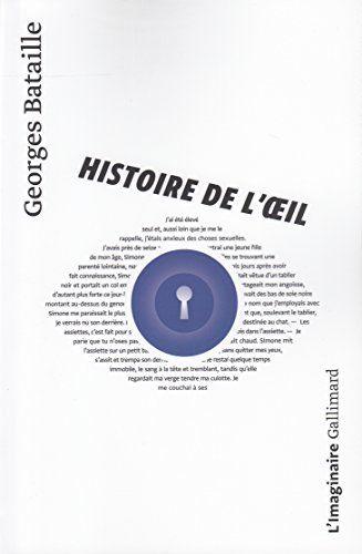 Histoire De Lœil Francais Gratuit Erotisme Livres Pinterest