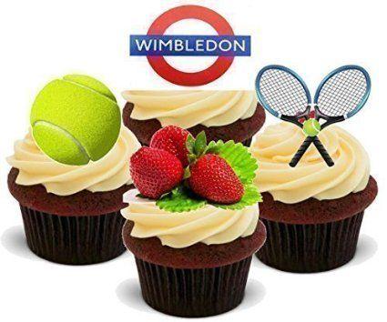 Wimbledon Uk Cake