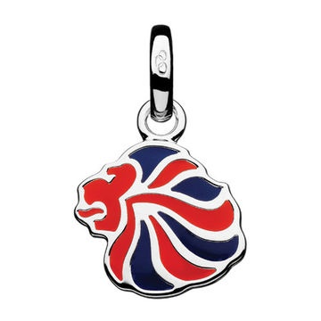 LONDON 2012 Team GB Lion Head Charm LINKS of London