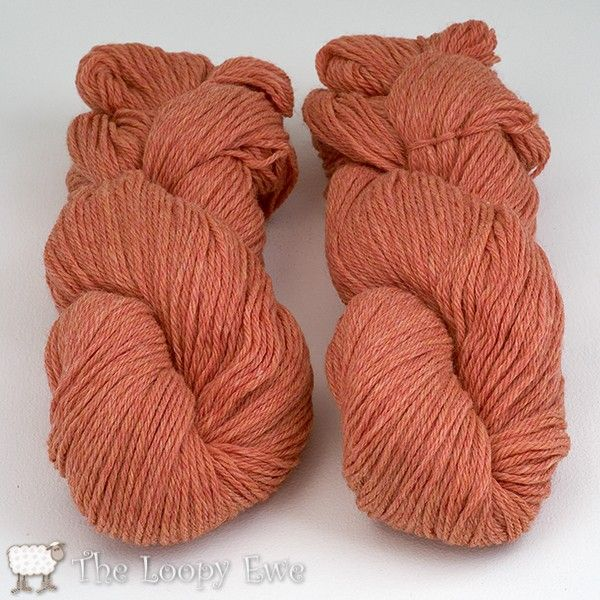 2451 Nectarine in 220 from Cascade at The Loopy Ewe ($8.00)