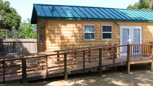 Cabin trailers custom cabin builders park model cabins api trailers