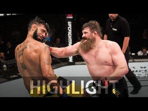 MMA Roy Nelson vs. Antonio Silva | UFC Fight Night Highlights