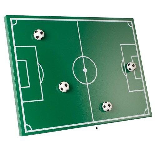 Invotis Magneetbord Voetbalveld