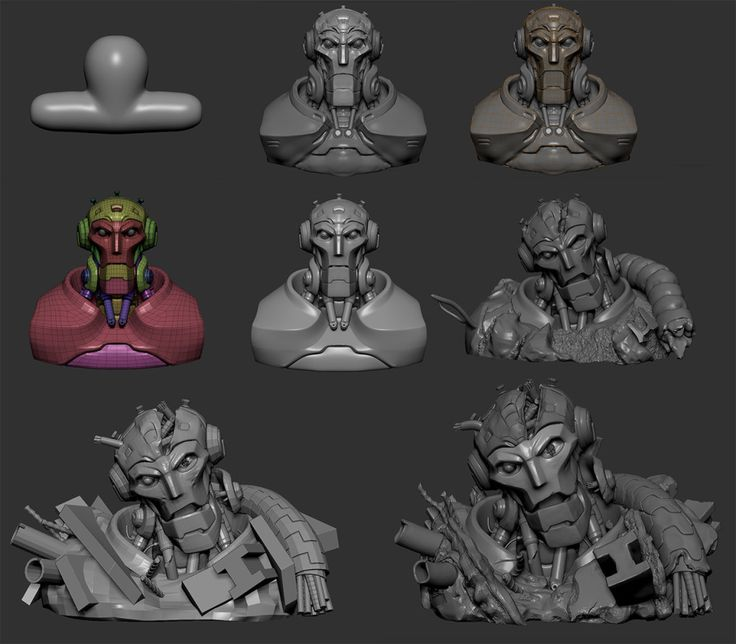 Character Design Kevin Crossley Pdf : Best zbrush artiste rafael grassetti images on