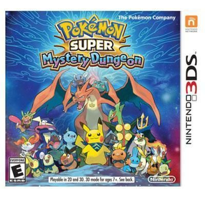 Nintendo - Pokemon Super Mystery 3DS