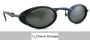 Jag Small Vintage 60s Sunglasses - 473 Blue