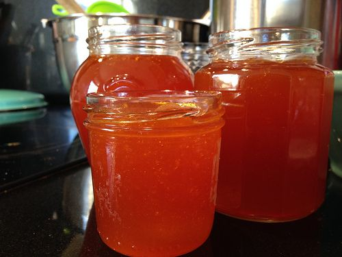 Sea buckthorn recipe. Sea buckthorn jelly. vegan. gluten-free.