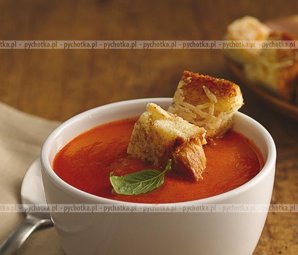 Zupa pomidorowa z curry