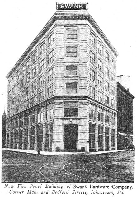Vintage Johnstown: Swank Building