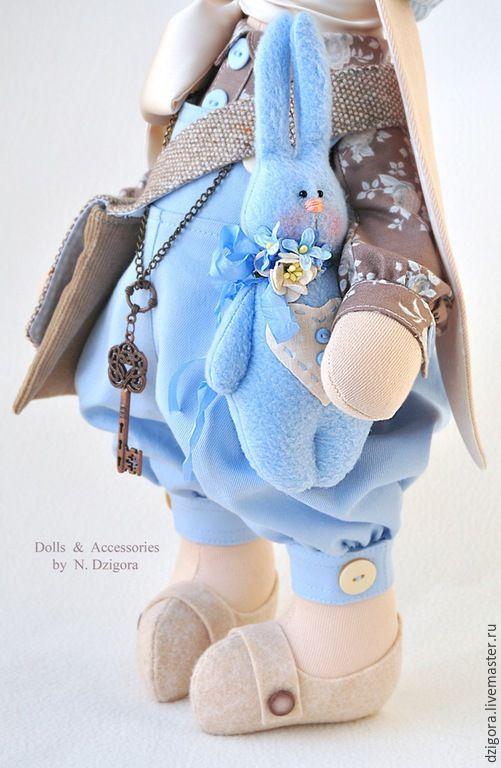 Купить Зайка Шарлотта - зайцы, зайчик, зайка, зайка девочка, зайка игрушка, игрушка зайка