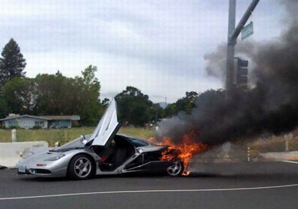 The Top Exotic Supercar Wrecks Of All Time Supercar