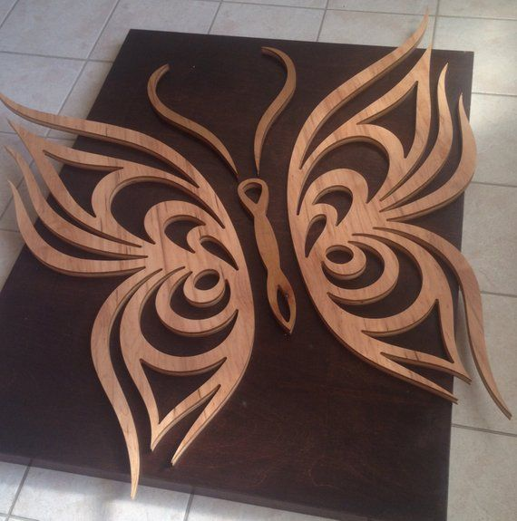 Cool Scroll Saw Patterns Butterfly