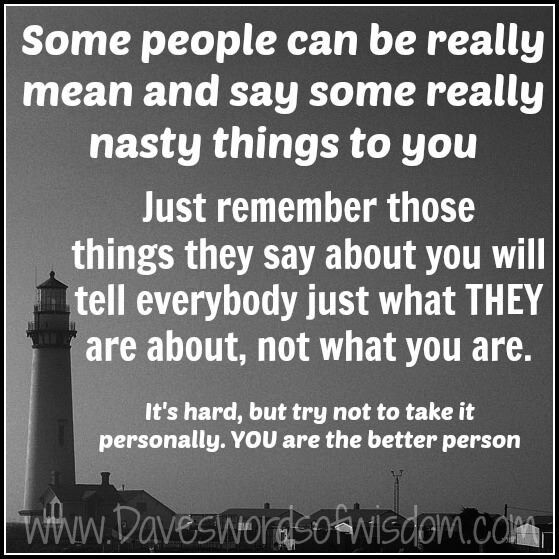 Try Not To Take Things Personally: Pin By Georgia On Quotes