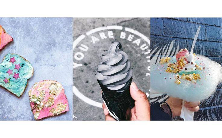Als we kijken naar de foodtrends van dit moment, dan zien we veel kleur, fantasie en spannende sprookjesachtige combinaties. Ben jij al een beetje bij? De leukste, lekkerste, gekste en opvallendste foodtrends van dit moment voor jouverzameld: Regenboog koffie  Zwart ijs  Unicorn noodles  Unicorn spread  Poké bowl  Avocado kunst  Fairy floss ijs  (Tekst: Barbara van Limburg Stirum. Beeld: goodliving.com, Instagram // @littledamage, @turquoisemint, @missie_dee, @vibrantandpure, @cer...