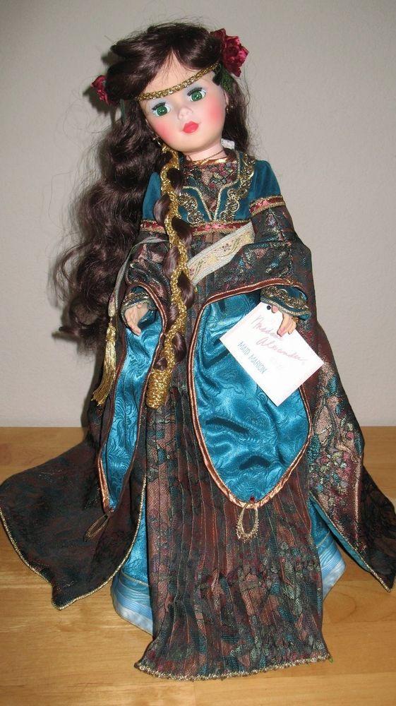 Madame Alexander Maid Marion 21 Quot Portrait Doll Portrait