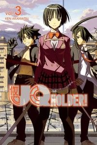 UQ Holder Vol. #03 Manga Review