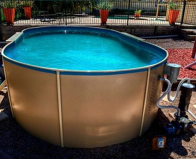 Top Reasons To Choose Above Ground Pools Installation - http://www.kravelv.com/top-reasons-choose-ground-pools-installation/