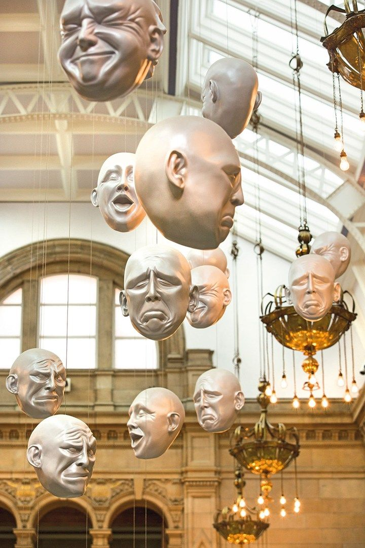 Kelvingrove Art Gallery and Museum, Glasgow, Photo by Lydia Evans