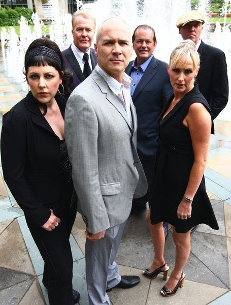 Assorted members of ABC, The Human League and Heaven 17