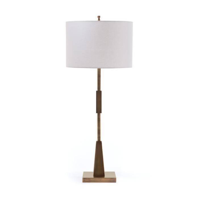 Go Home Bennett Table Lamp In 2020 Table Lamp Geometric Table Lamp Lamp
