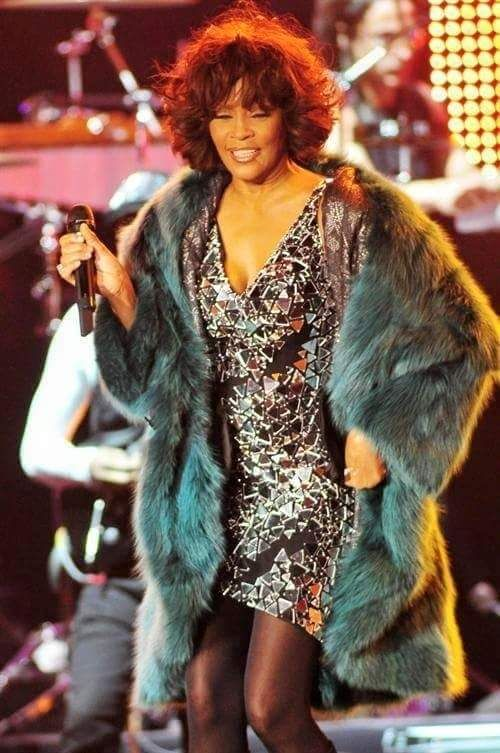 THIS MY GIRL,  ALWAYS RIP MISS WHITNEY