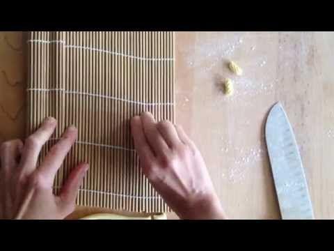 spirali (pasta fatta a mano) / spirals (handmade pasta) - briciole