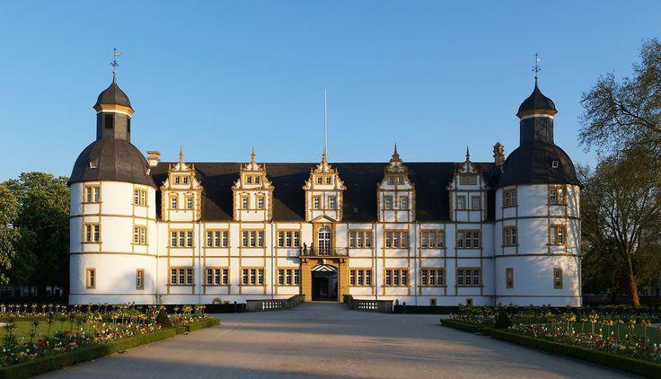 Neuhaus Castle, Paderborn, North Rhine-Westphalia