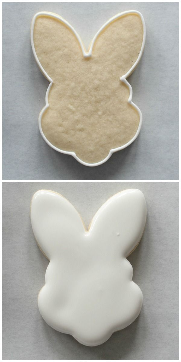 Icing sugar cookies - tutorials on different types of icing