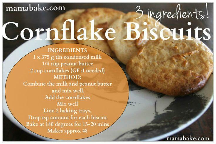 3-ingredient-cornflake-biscuits.jpg 749×500 pixels