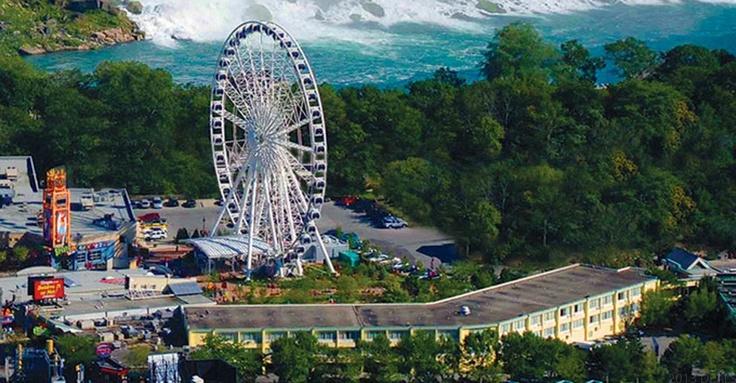 Comfort Inn Clifton Hill Niagara Falls