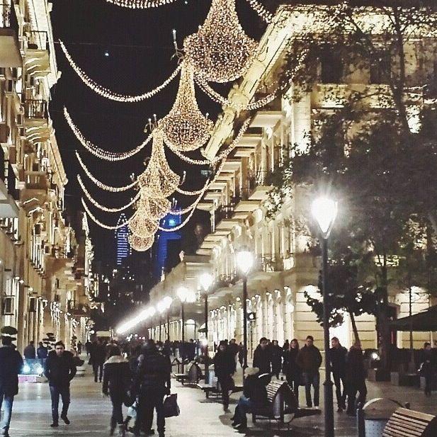 Baku | Azerbaijan | New Year