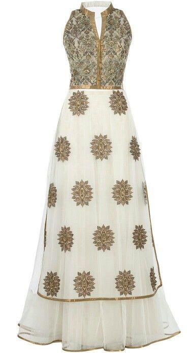Kurta with skirt