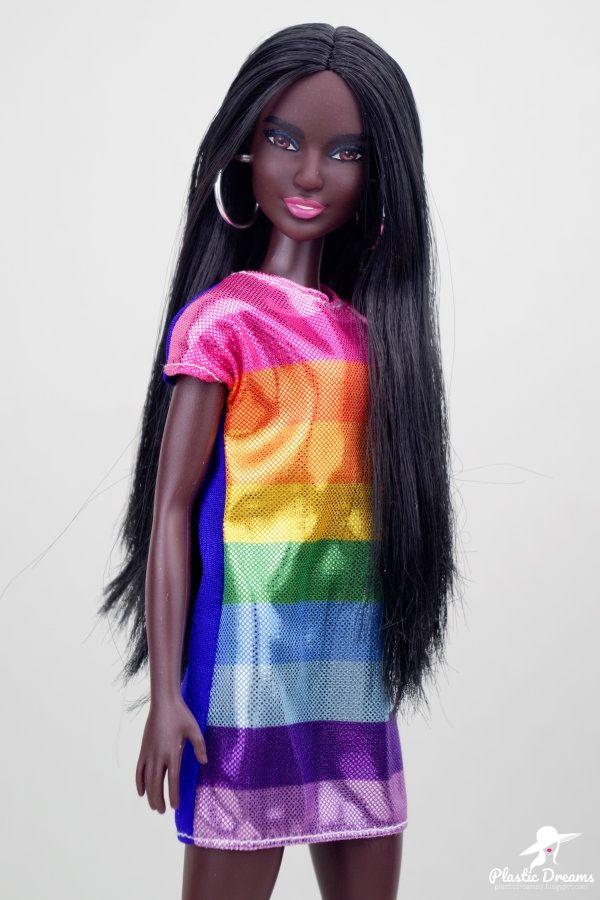 Fashionistas Barbie Doll Rainbow Bright In 2019 Barbie