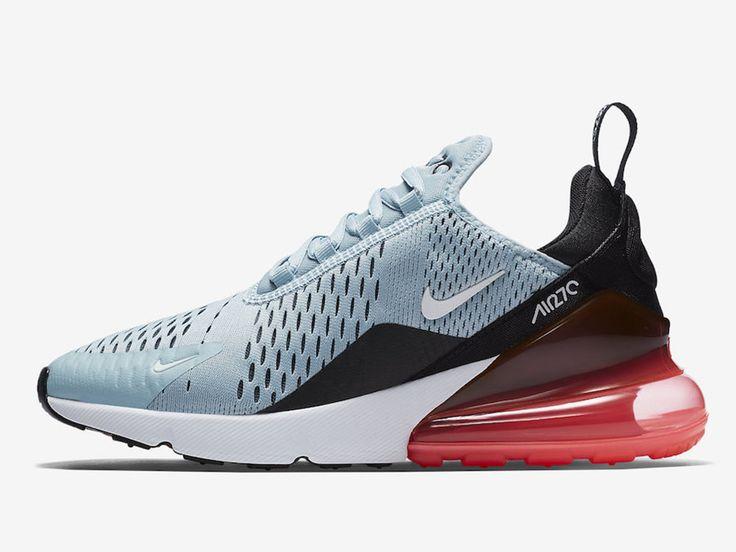 Nike Air Max 270 nadchodzą w kolorystyce 'Ocean Bliss'