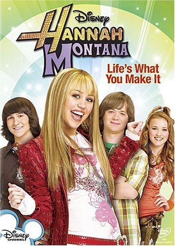 Hannah Montana (TV Series 2006–2011)