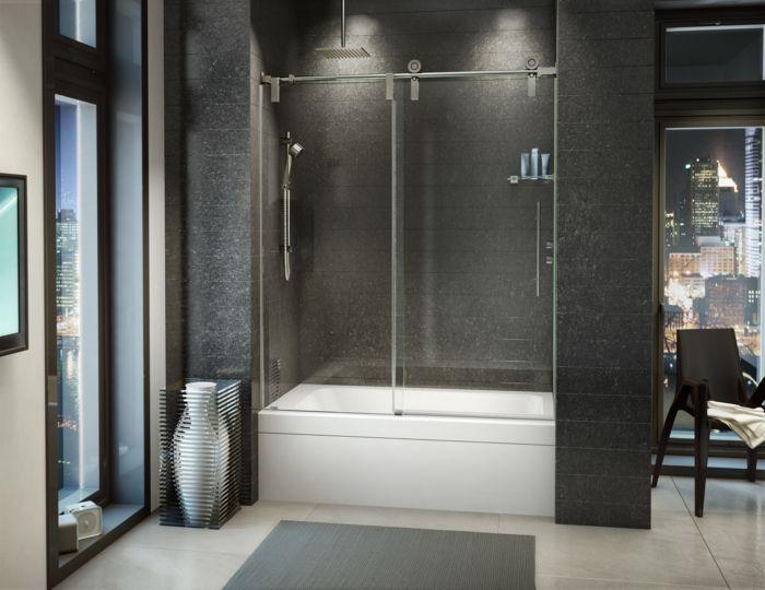 Die 25+ besten Luxus badewanne Ideen auf Pinterest | Bad Bank ... | {Luxus badezimmer design 57}