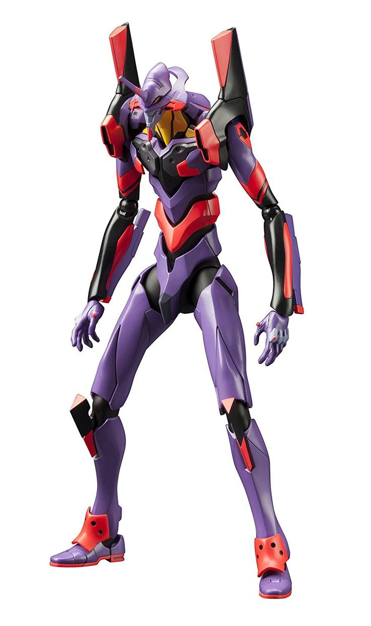 Evangelion 3.0: Evangelion Test Type-01 Plastic Model Kit