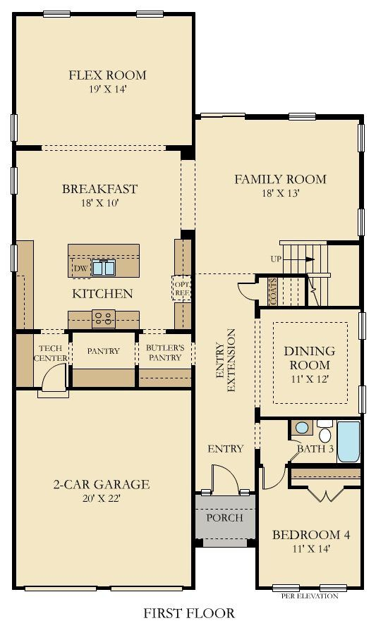 60 best two story homes images on pinterest balconies blueprints two story homes house plans blueprints for homes house floor plans house design malvernweather Image collections