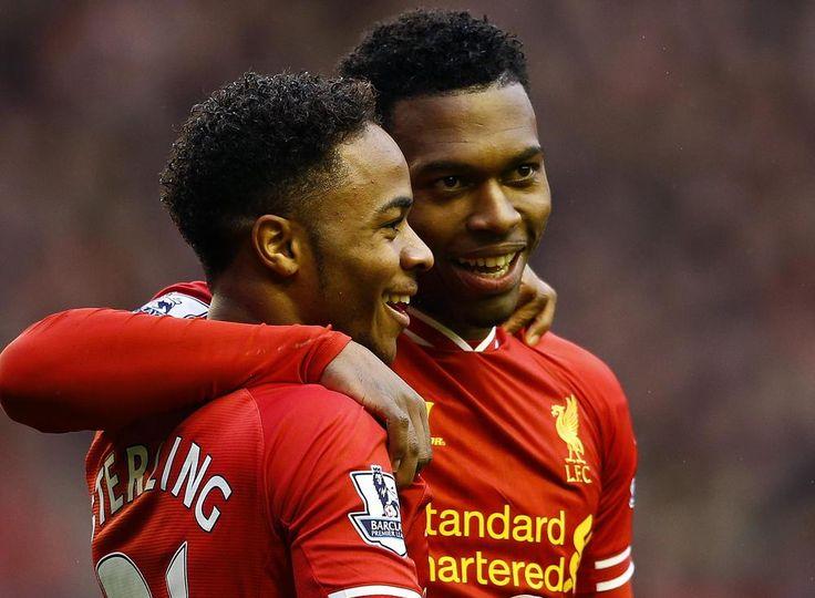 Five Liverpool players start for England v Denmark
