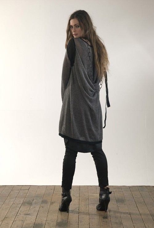 MILD-RED, New Zealand, Summer 2012, 'Truth, Lies & Secrets' Collection www.mild-red.com