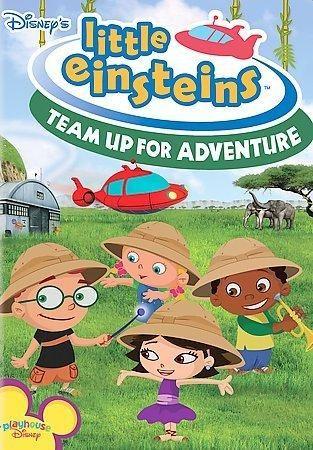 Playhouse Disney Disney's Little Einsteins: Team Up For Adventure