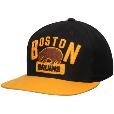 Youth Boston Bruins Black 2016 Winter Classic Coaches Adjustable Hat - Shop.NHL.com