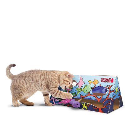 Kong Cat Aquarium Cat Toy Teaser