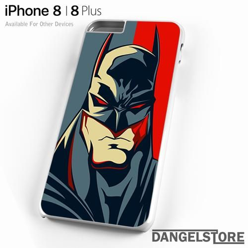 Batman red eyes For iPhone 8 | 8 Plus Case
